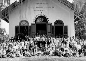 ZendingKerk, Jl Mlatentiangwi 27, Semarang ( 1930-an )