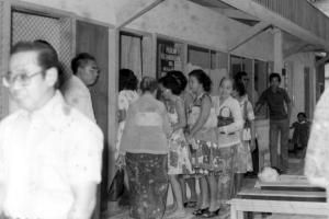 Pembukaan Poliklinik Siloam ( 17 Juli 1978 )