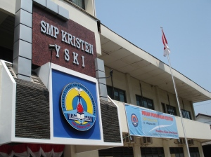 SMP Kristen YSKI Semarang